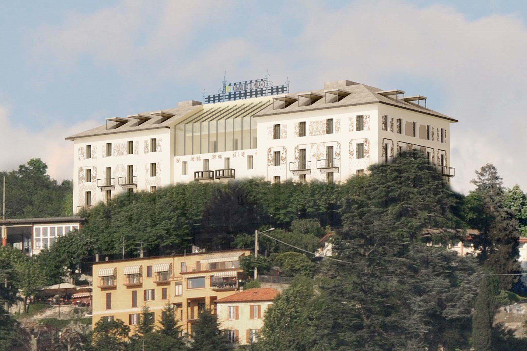 Laterlite al Grand Hotel Milano sul Lago di Como