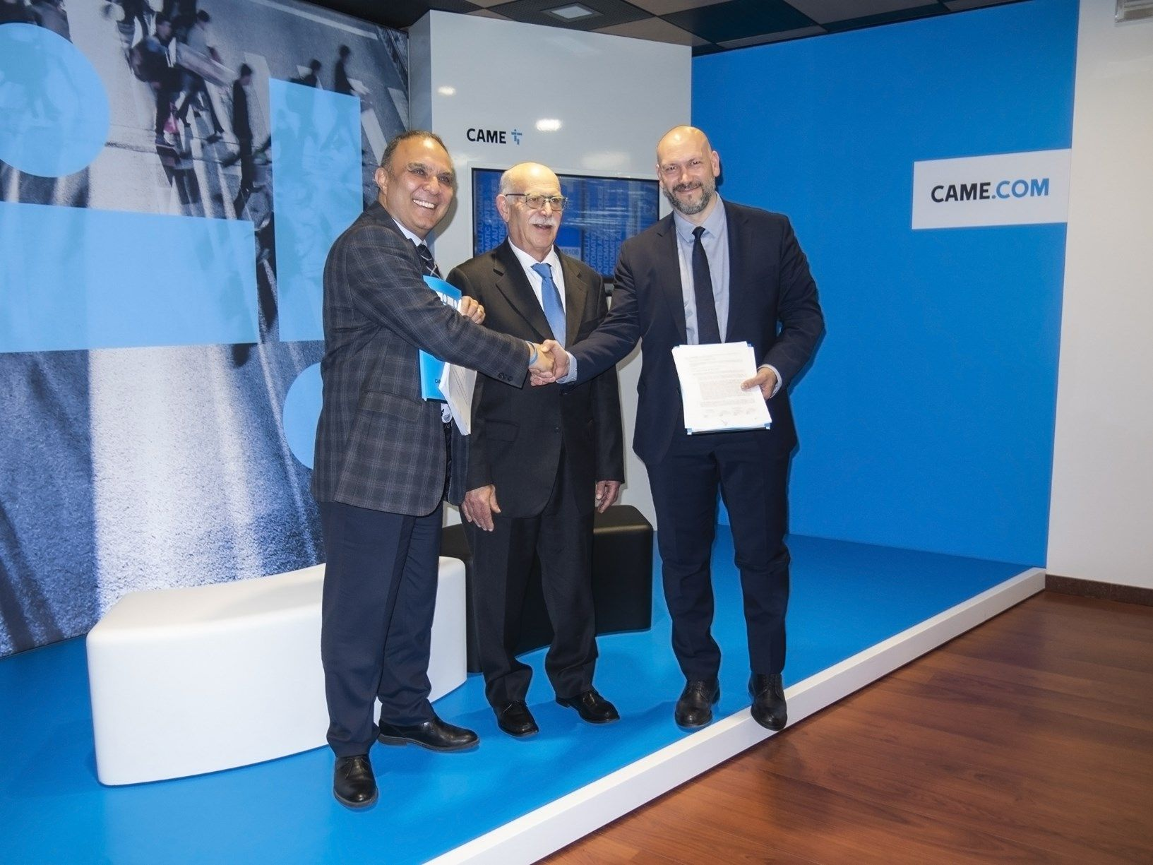 CAME acquisisce l'azienda turca ÖZAK