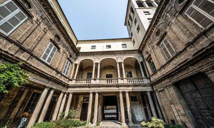 Palazzo Costa Ferrari ex G.U.F a Piacenza - www.agenziademanio.it