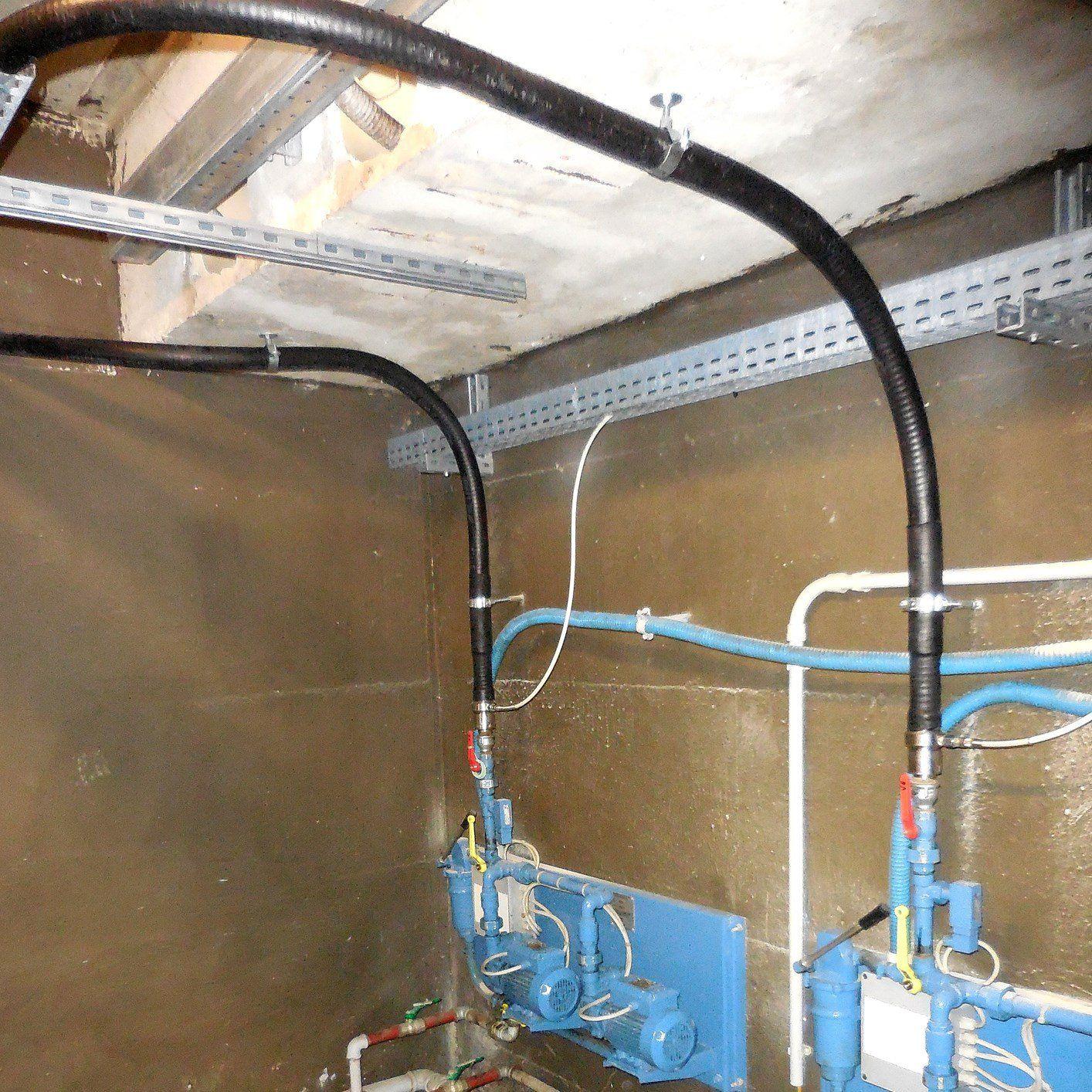 La sicurezza delle tubazioni BRUGG Pipe Systems