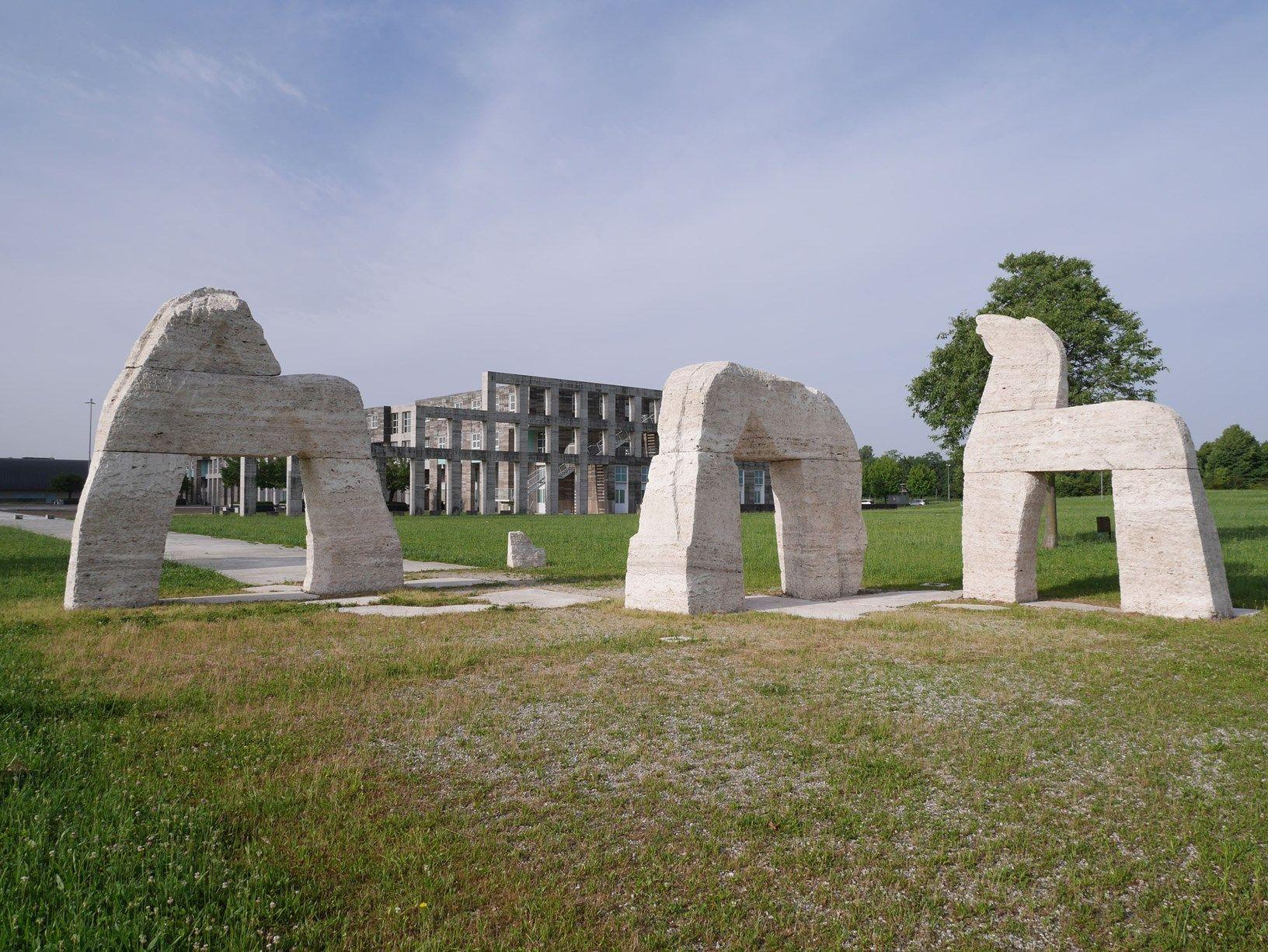 FILA per il mantenimento e il rinnovamento dei 'Cavalli trilitici' di Castelfranco Veneto