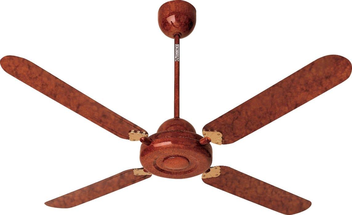 Ambienti ricercati per i ventilatori da soffitto NORDIK® DECOR