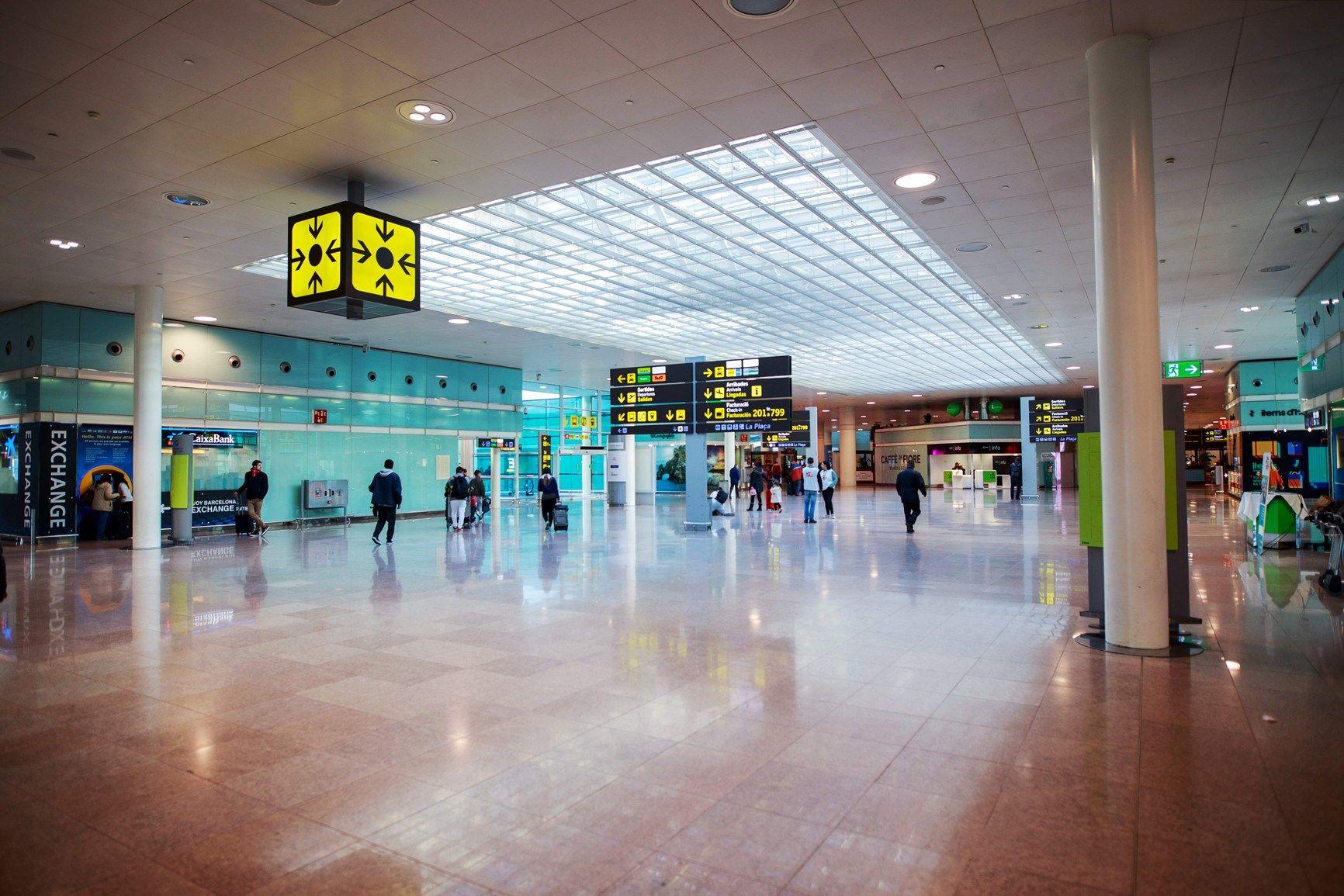 A Came il rinnovo tecnologico dei parcheggi dell'aeroporto di Barcellona