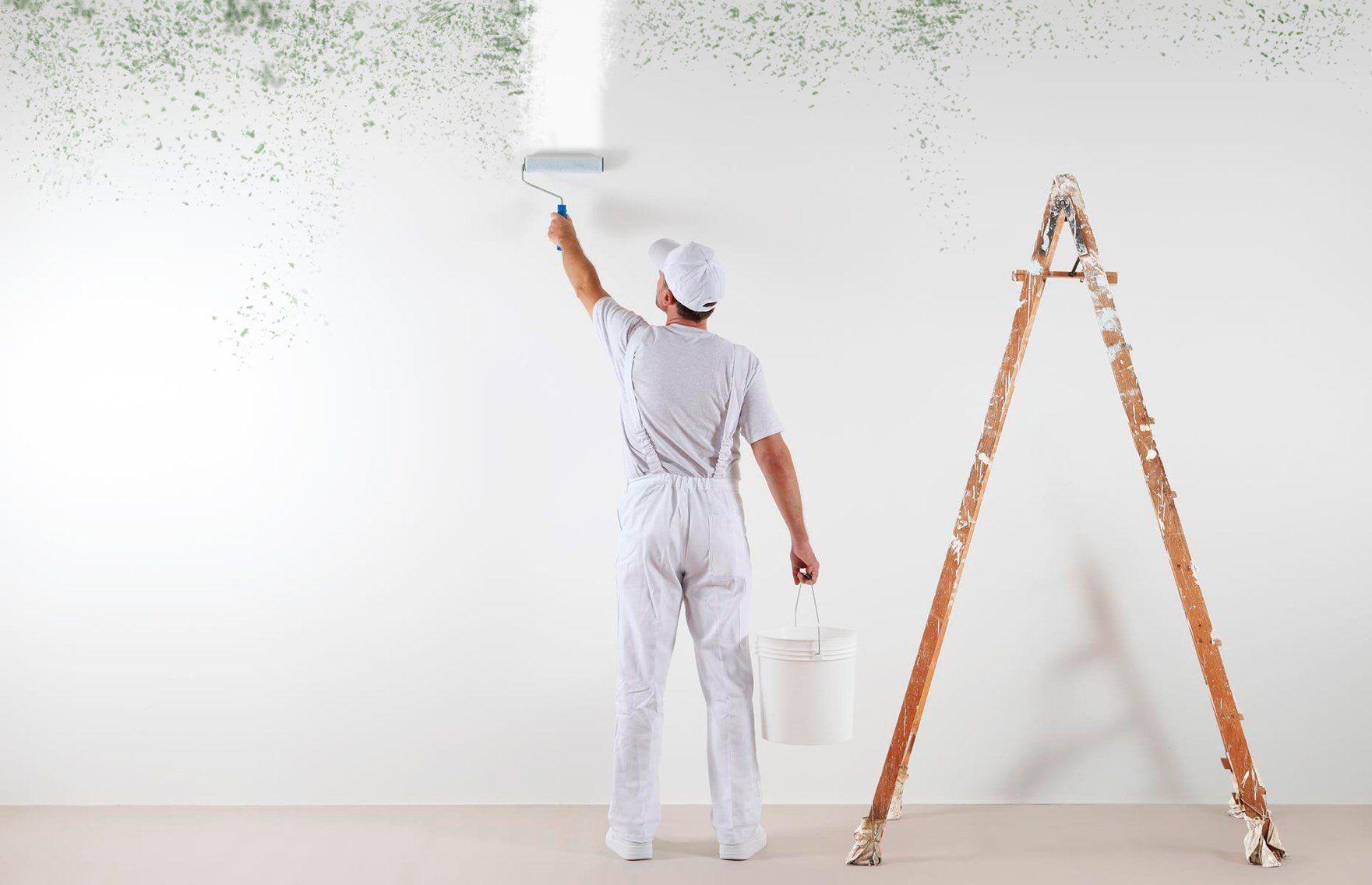 Migliore Pittura Per Interni camp, come togliere la muffa dai muri prima di imbiancare