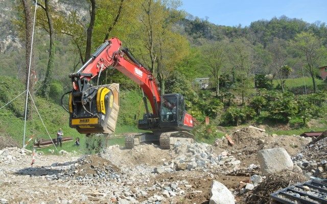 5 metodi facili per smaltire le macerie con MB Crusher