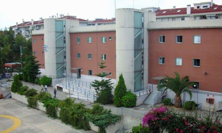 Sede del Commissariato di Polizia di Vasto (CH) - Foto tratta da www.agenziademanio.it