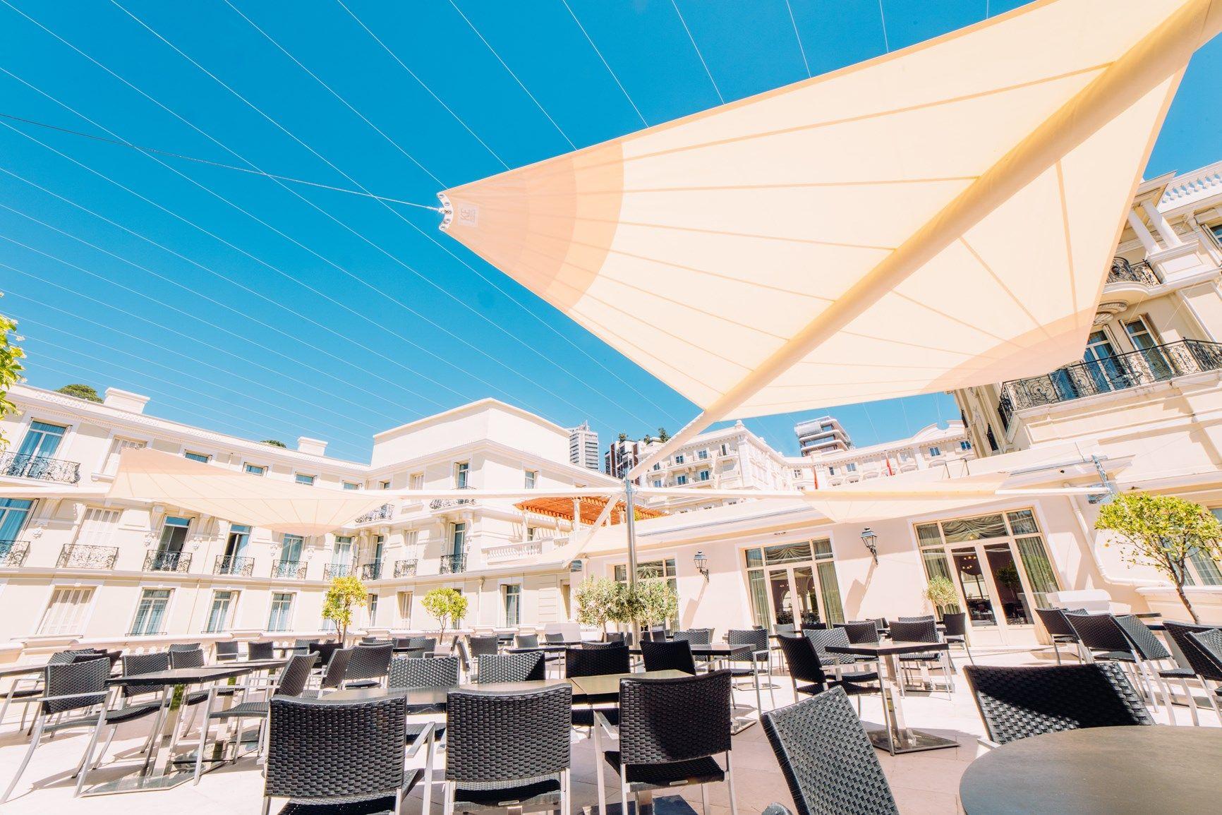 KE all'Hotel Hermitage di Monte Carlo