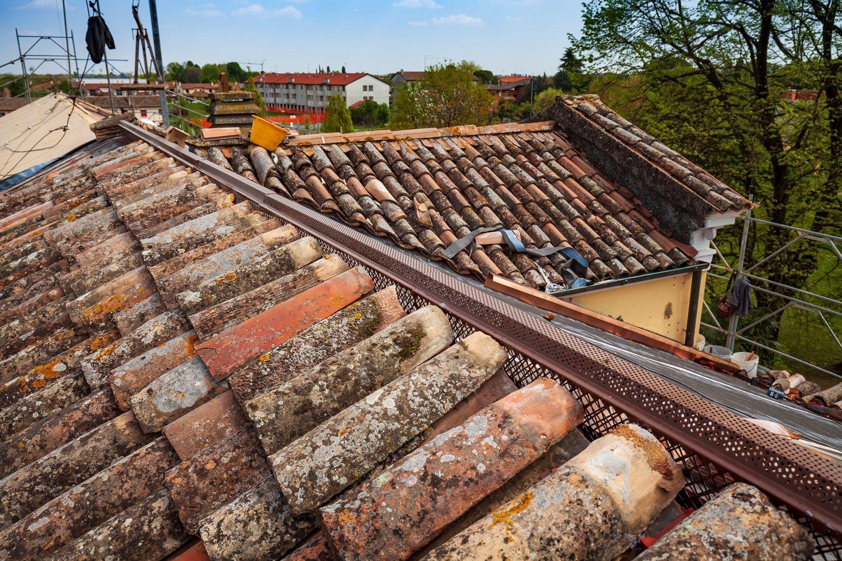 Aerazione al primo posto: AERtetto per Villa Olivi a Breda di Piave
