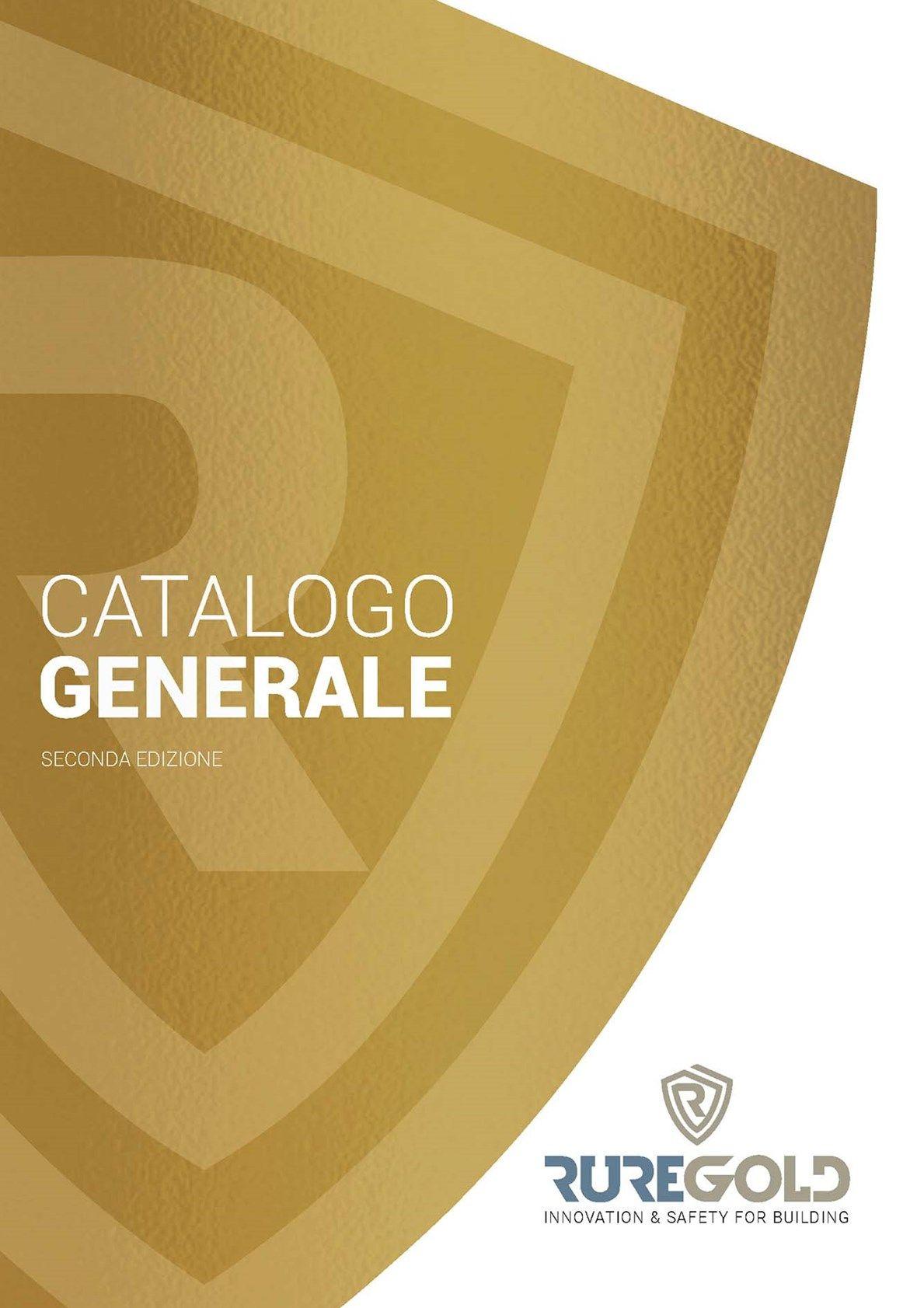 Catalogo Ruregold 2019: nuove denominazioni, la qualità e l'affidabilità di sempre