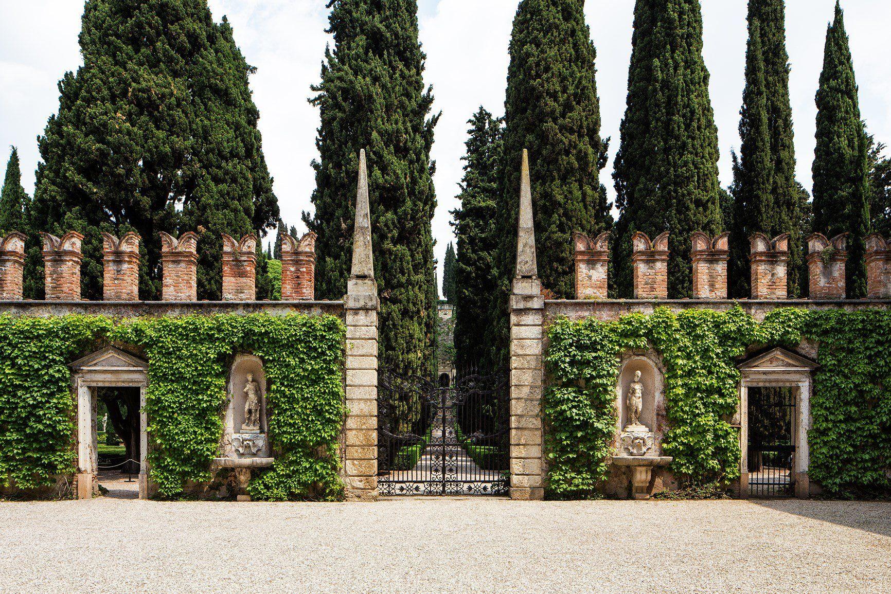 Giardino Giusti apre le porte all'arte contemporanea