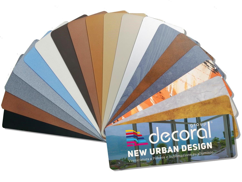 Decoral presenta New Urban Design