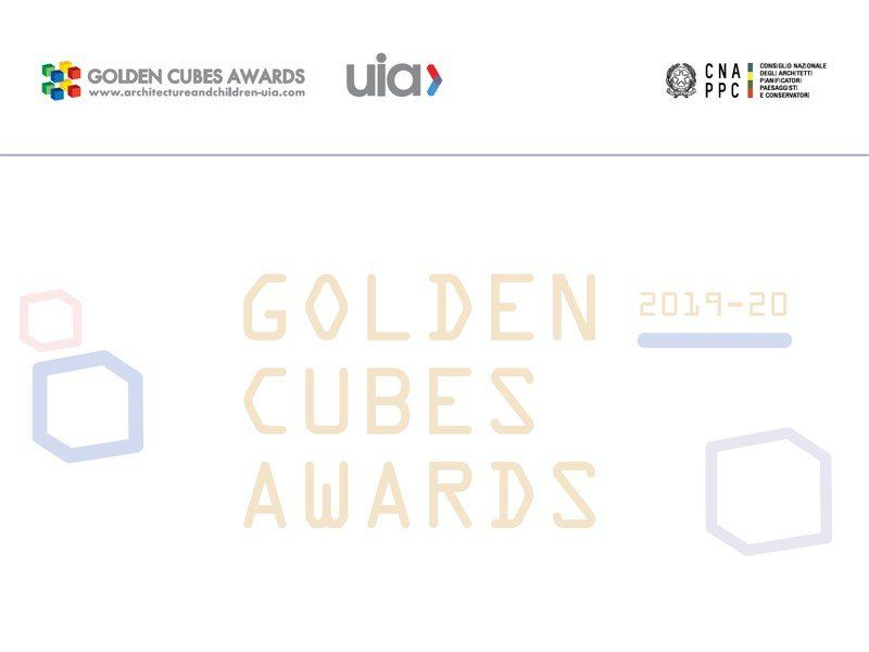 Al via UIA Architecture & Children Golden Cubes Awards