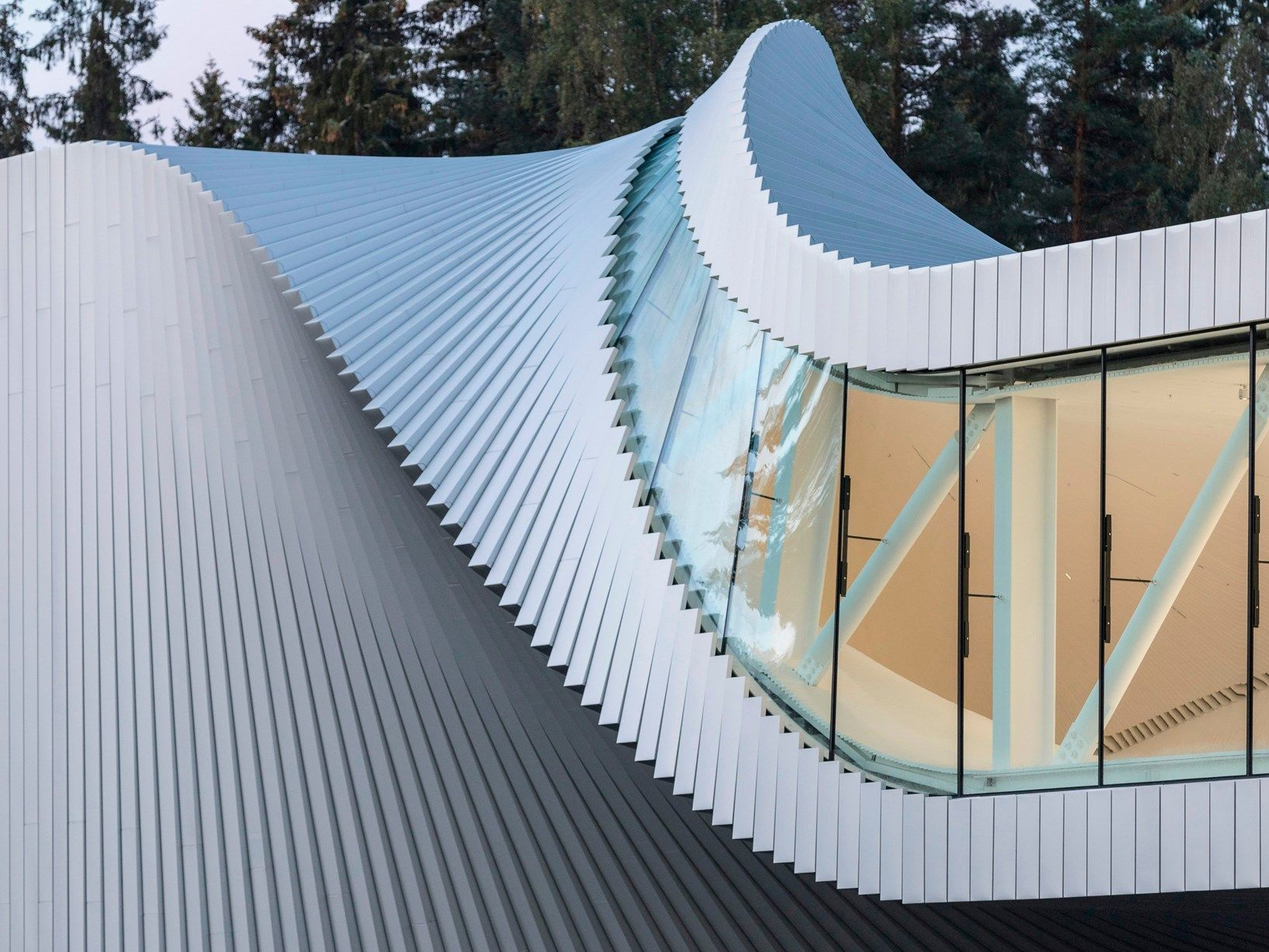 The Twist: il museo-ponte firmato Bjarke Ingels Group