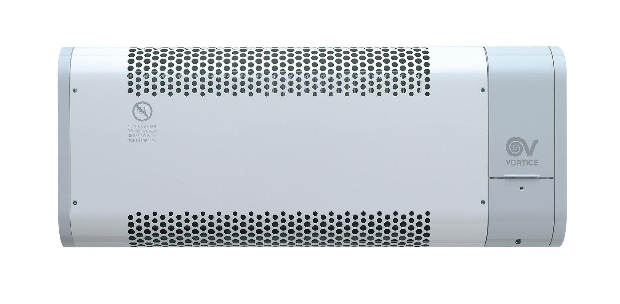 MICRORAPID® di Vortice. Programmare il calore