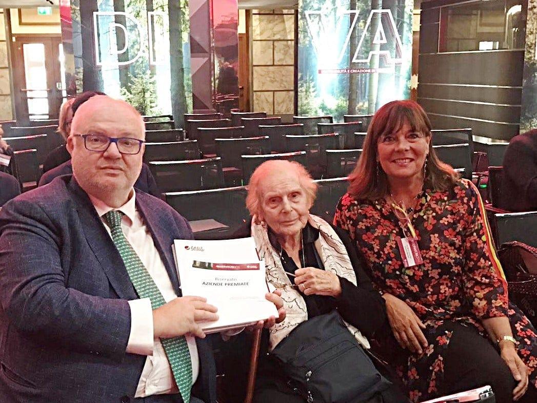 """SAN MARCO premiata come """"azienda eccellente"""" dall'osservatorio PMI"""