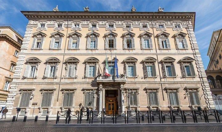 Foto: www.senato.it Virtual tour