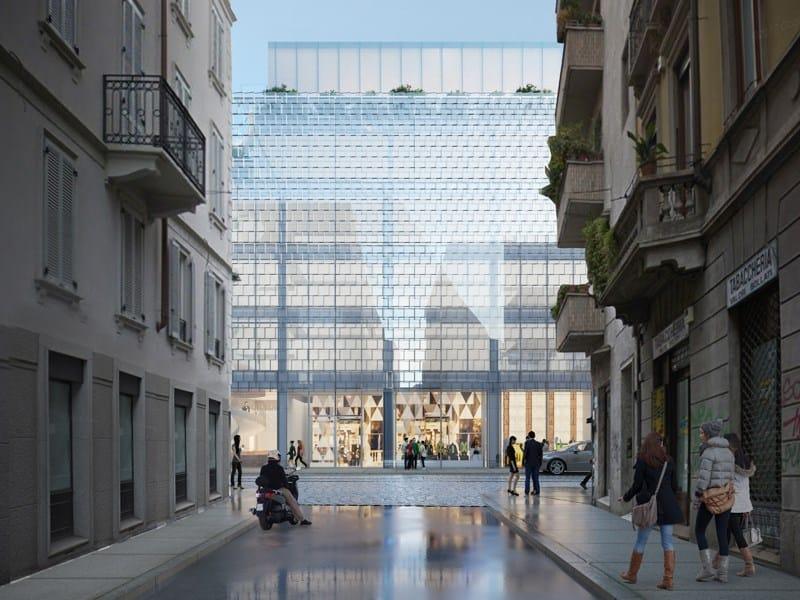 Allianz riqualifica la storica sede di Corso Italia 23