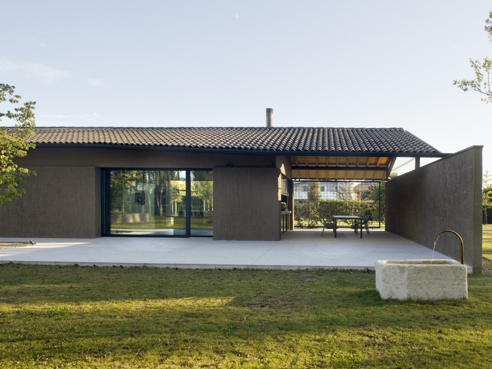Una rilettura contemporanea degli edifici rurali