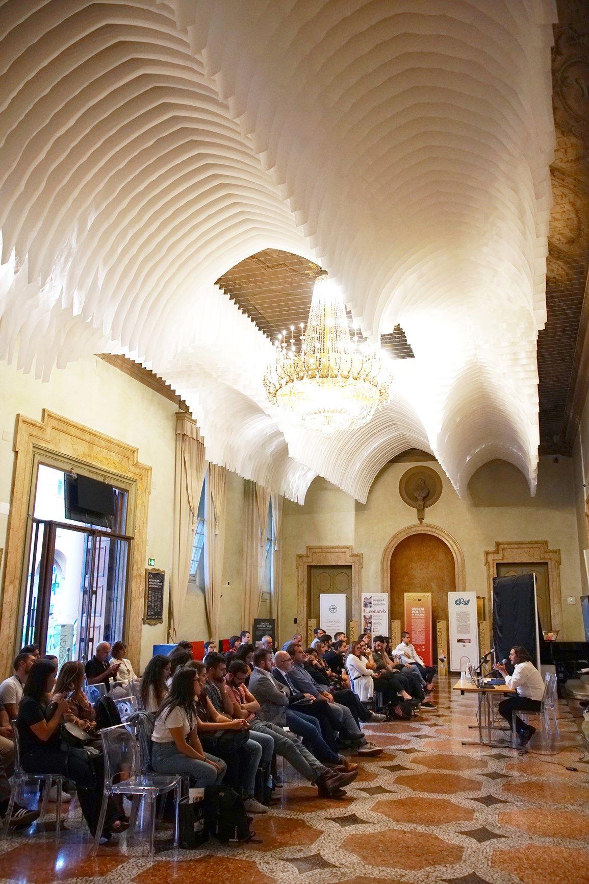 I fan coil Art-U di Galletti diventano protagonisti alla Bologna Design Week 2019