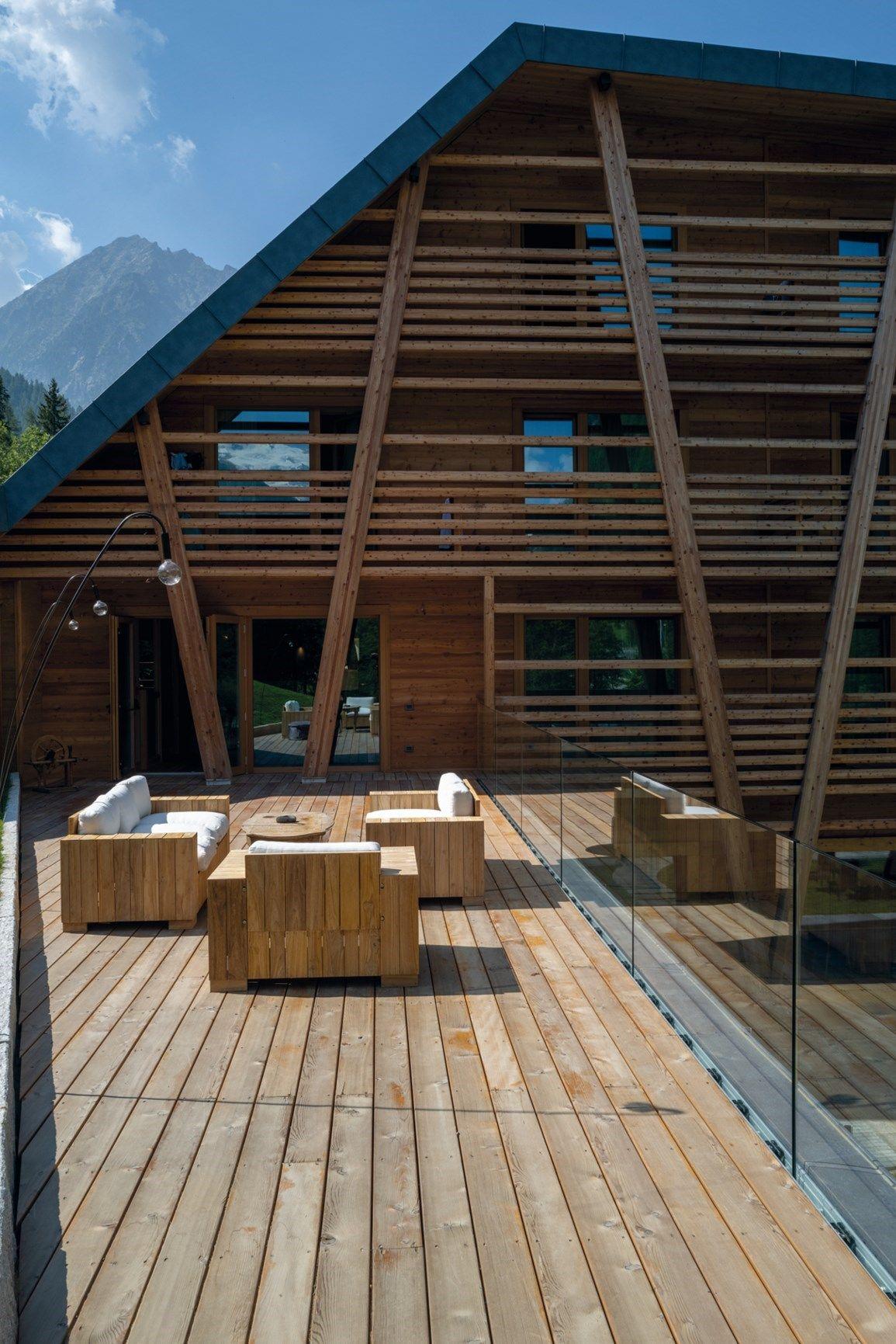 CP Parquet per il nuovo Au Charmant Petit Lac Eco-Hotel