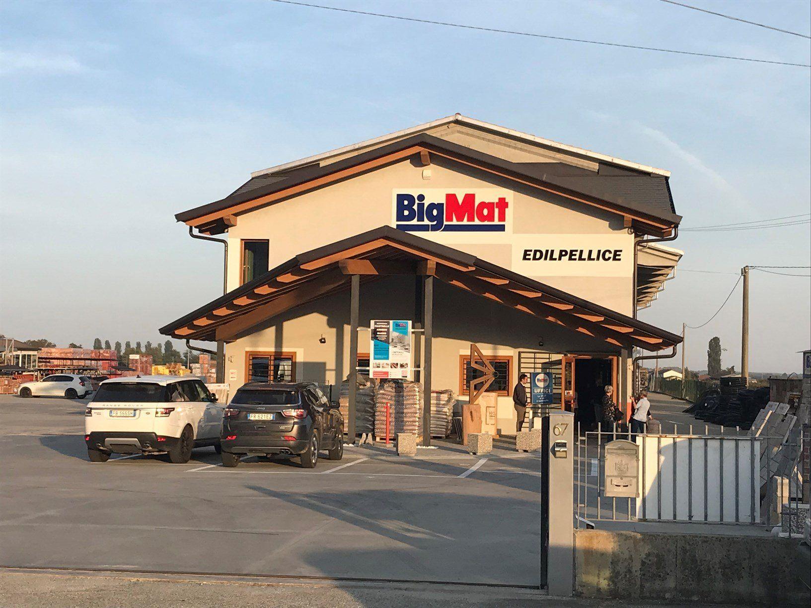 A Cavour (TO) inaugurato il nuovo showroom  BigMat Edilpellice