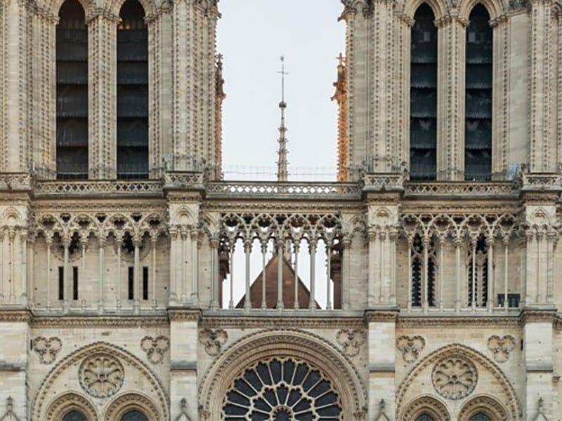 Notre Dame sei mesi dopo