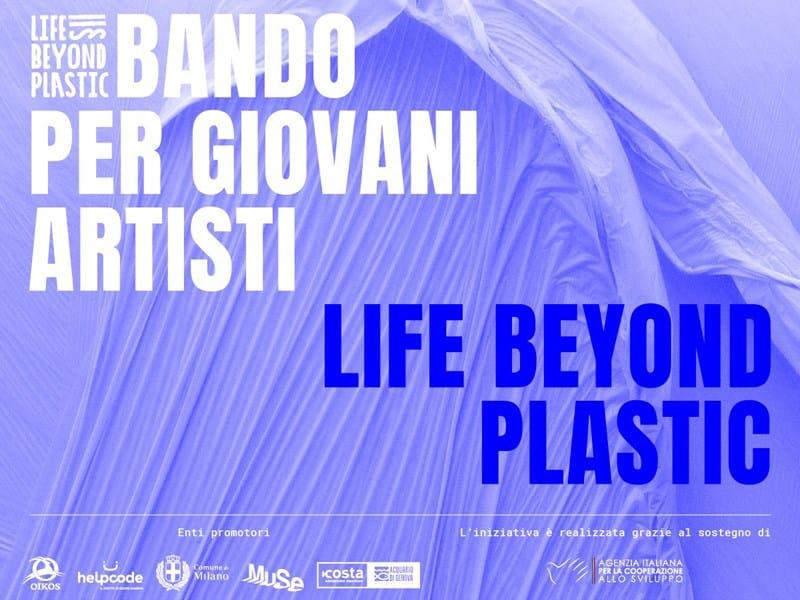 Al via l'open call Life Beyond Plastic