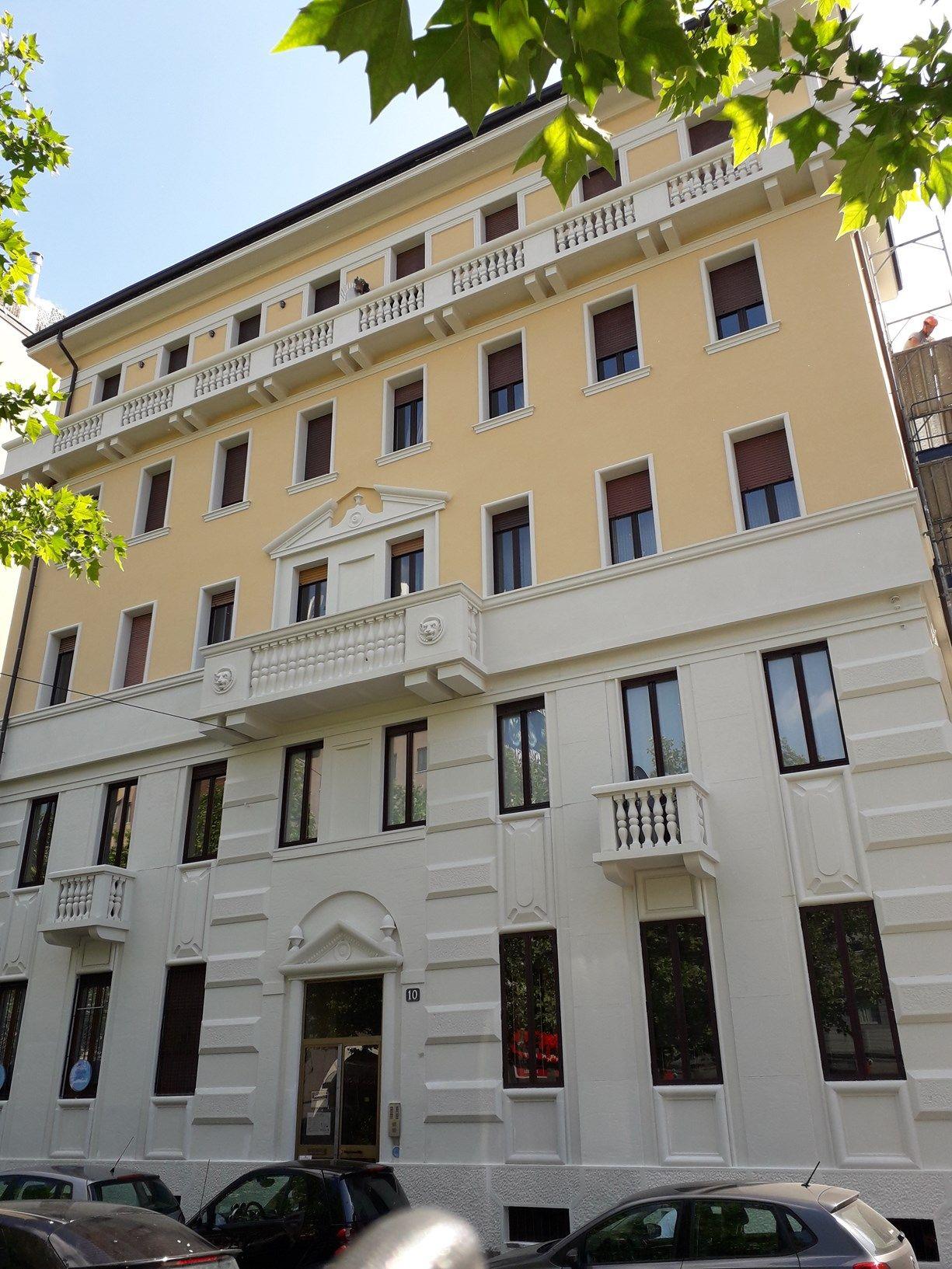 ENEL X, Teicos Group e ROCKWOOL completano la riqualificazione energetica del condominio di viale Murillo 10 a Milano