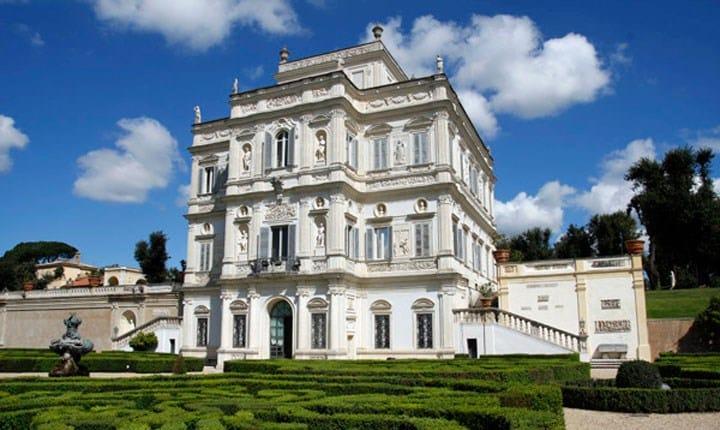 Foto: Palazzina Algardi. Da www.governo.it