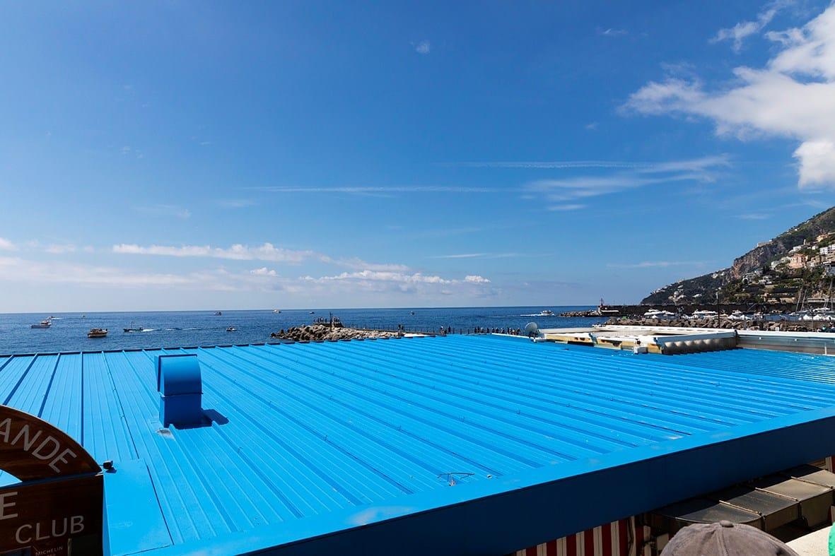 Thermogel Metal ad Amalfi