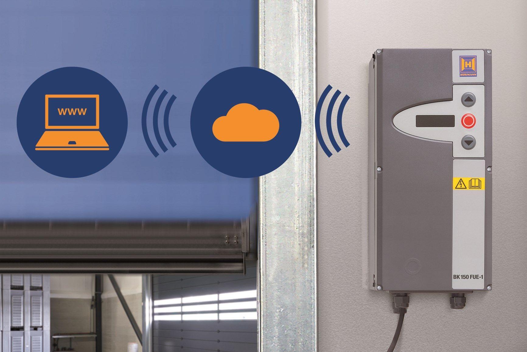 Il nuovo sistema SmartControl di Hörmann