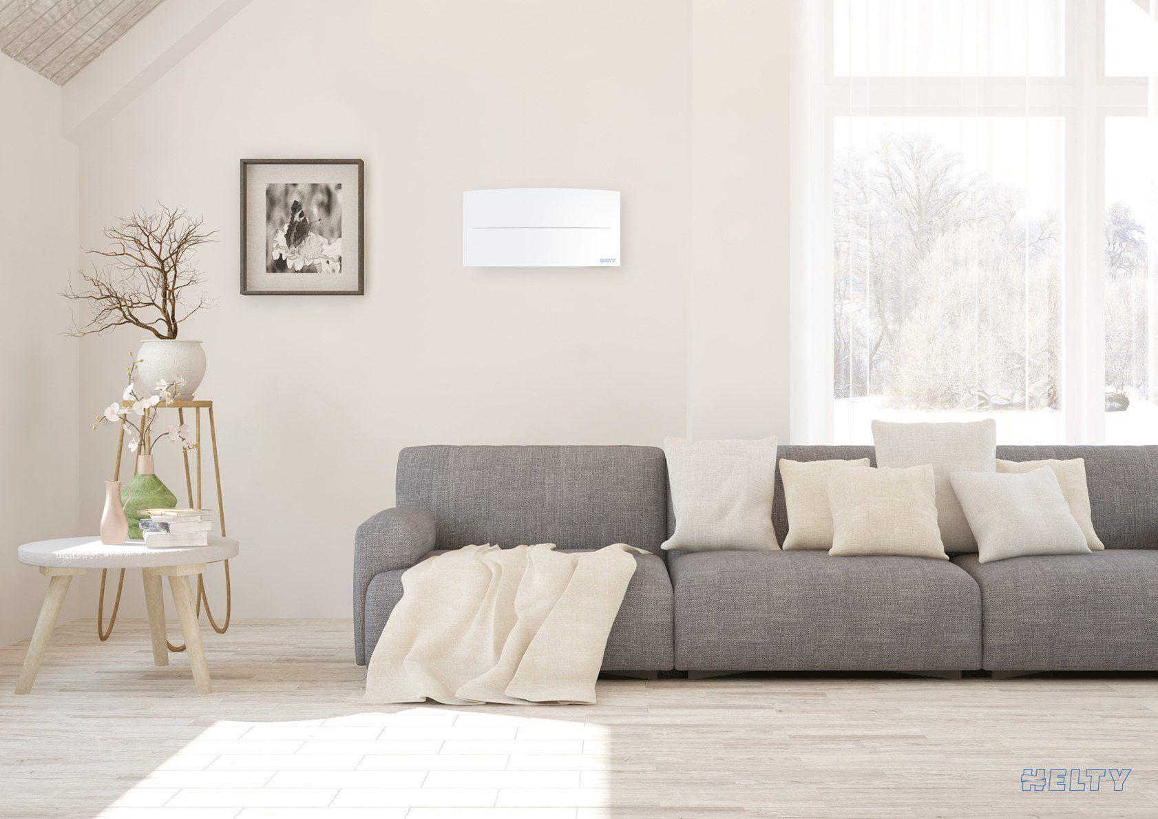 Acari della polvere addio: purificare l'aria di casa è facile con Helty Flow Elite