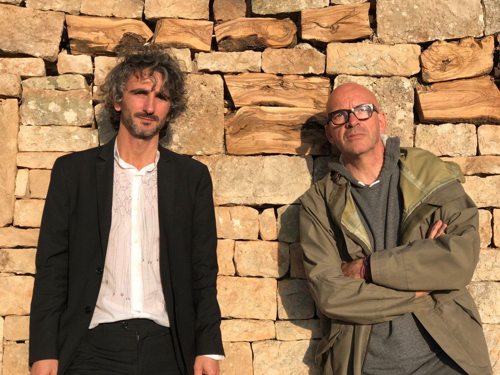 Francesco Maggiore e Antonio Marras