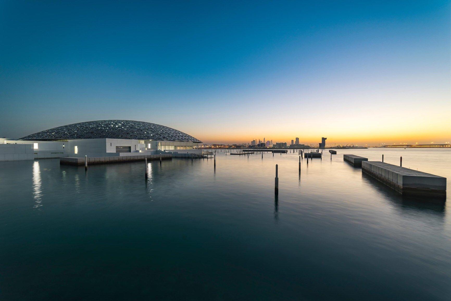 FILA per la protezione del Louvre di Abu Dhabi