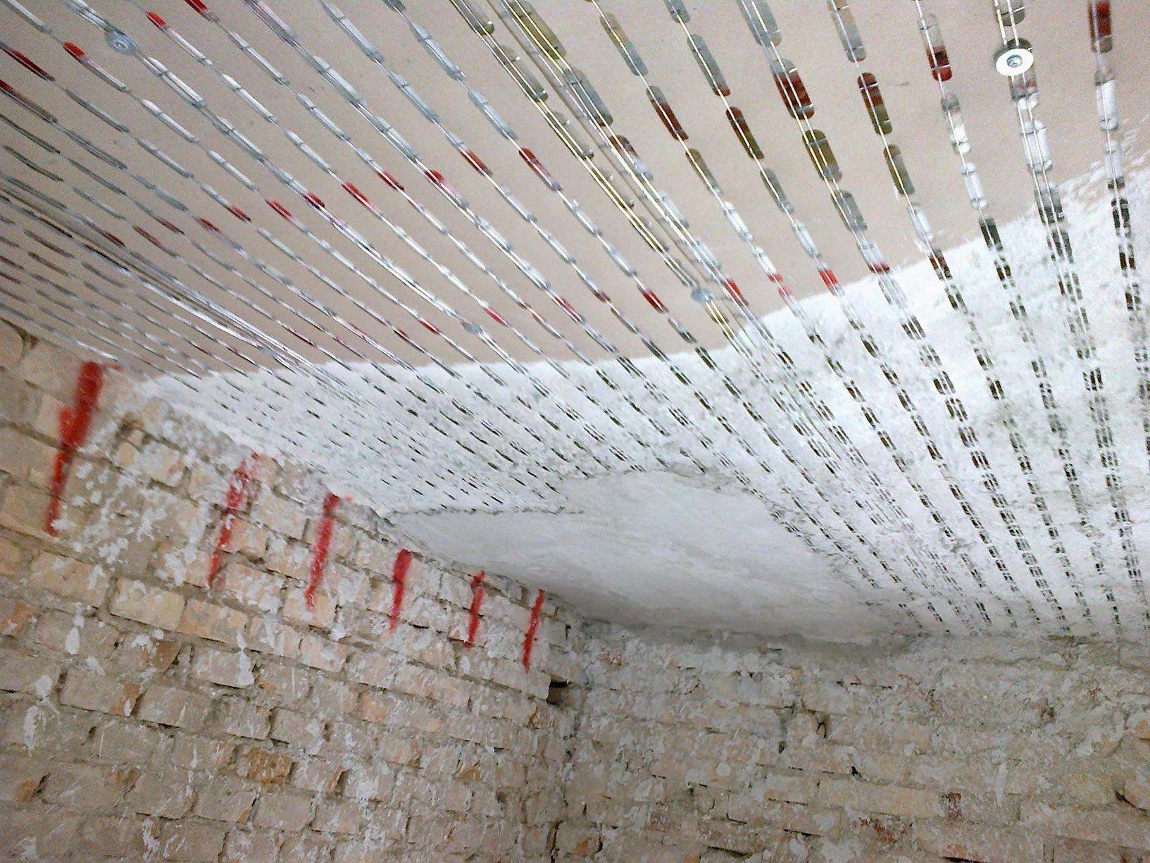 Solaio Laterocemento Anni 50 ruregold x plaster, la soluzione evoluta per la messa in