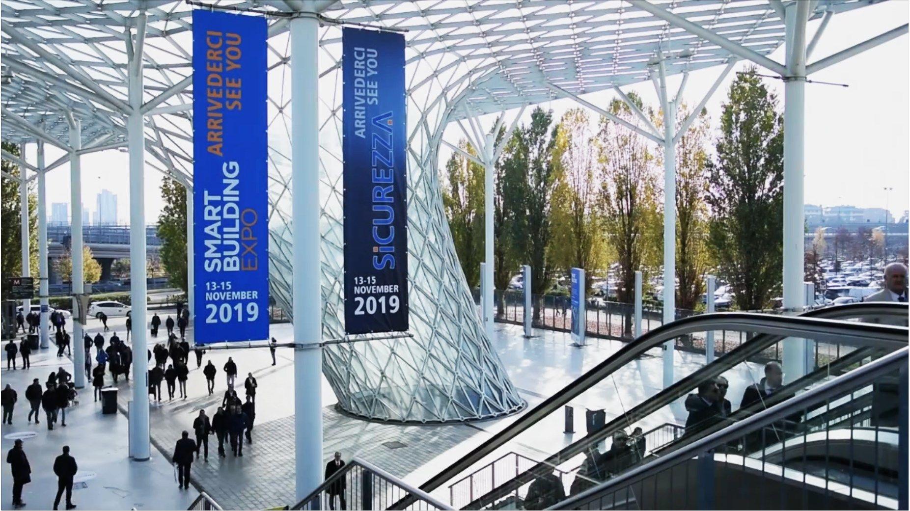 Smart Building Expo, la fiera italiana dell'integrazione
