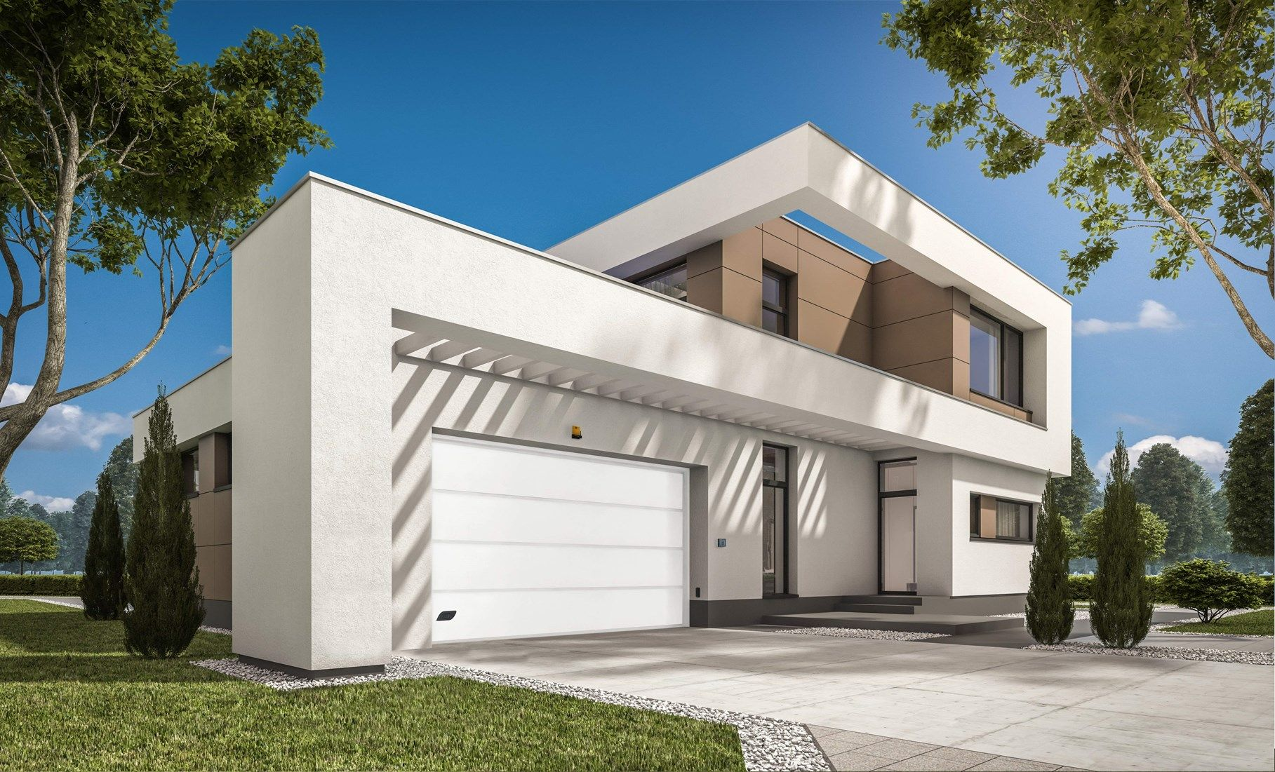 CAME GO presenta la nuova generazione di porte garage intelligenti e connesse