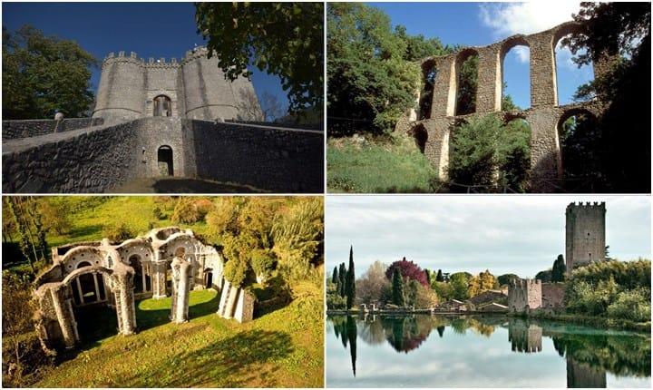 Dall'epoca classica ad oggi, il fascino delle dimore storiche del Lazio