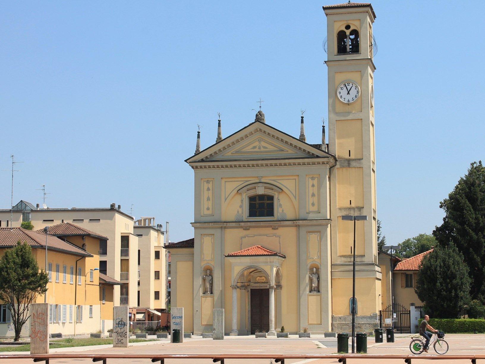 Una nuova piazza per San Donato Milanese