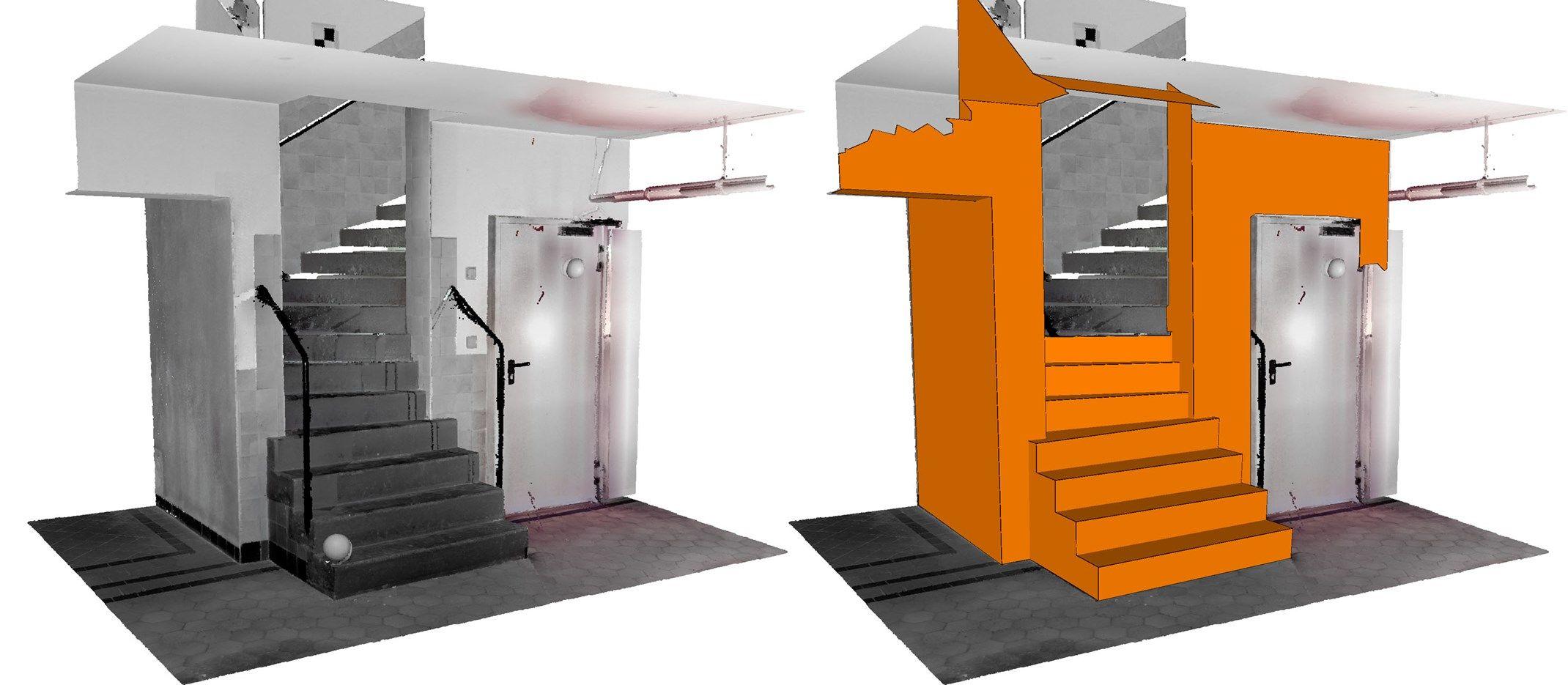 CAM2 presenta il software As-Built™ Modeler per i professionisti dell'architettura