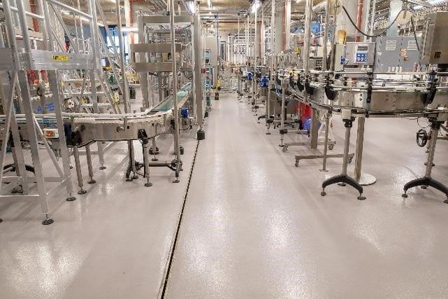 IPM Italia presenta l'intera gamma di sistemi di pavimentazione in resina per il settore enologia