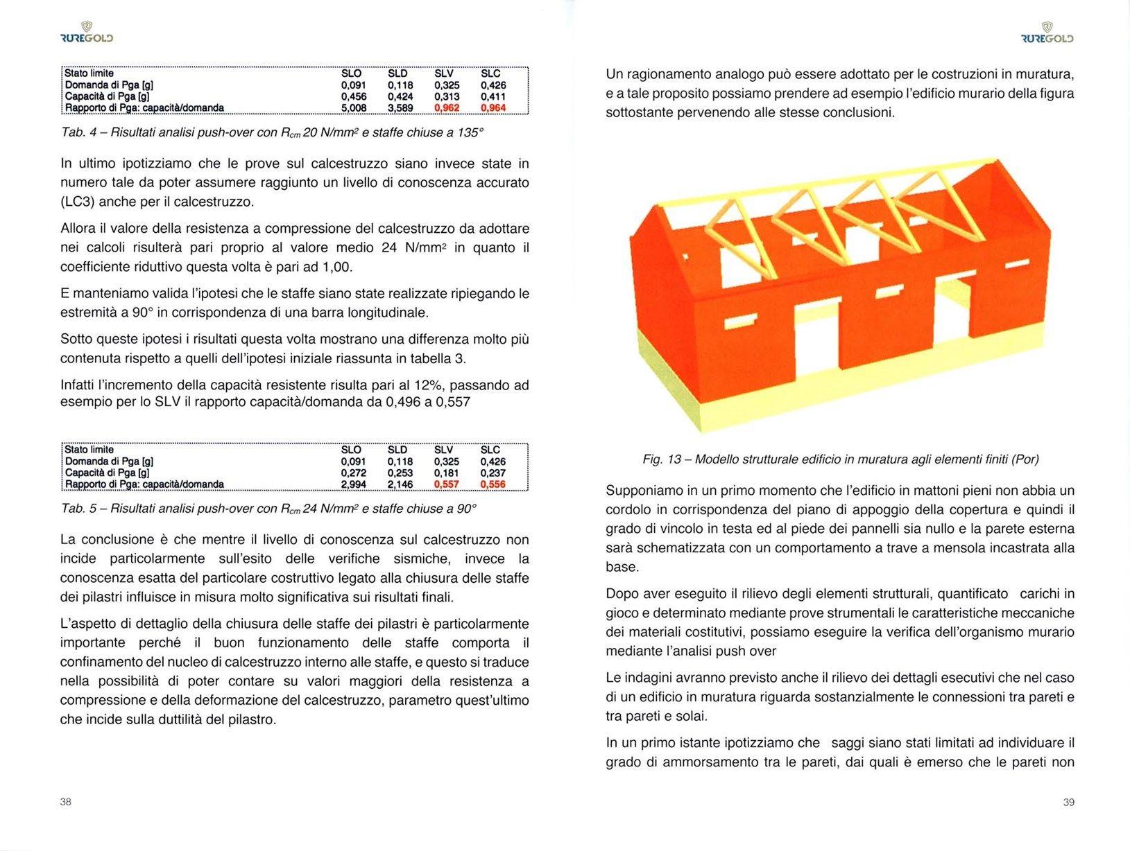 Ruregold pubblica la 'Guida ai materiali FRCM per il rinforzo delle strutture in c.a. e muratura'