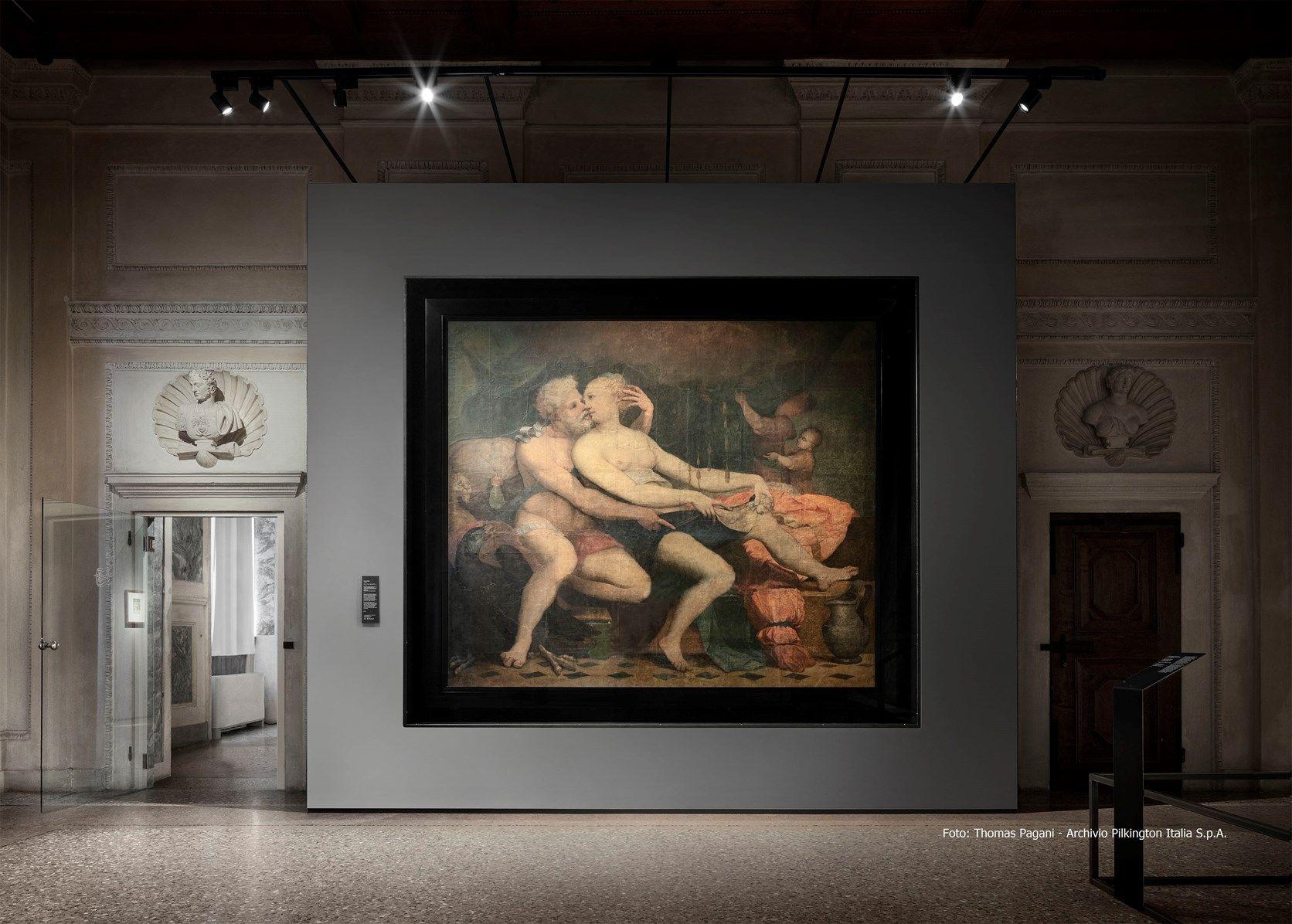 Pilkington Italia è sponsor tecnico della mostra 'Giulio Romano: arte e desiderio'