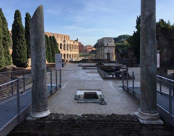 Leggerezza e compatibilità materica per il restauro archeologico