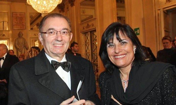 Mapei, si è spenta Adriana Spazzoli, moglie di Giorgio Squinzi