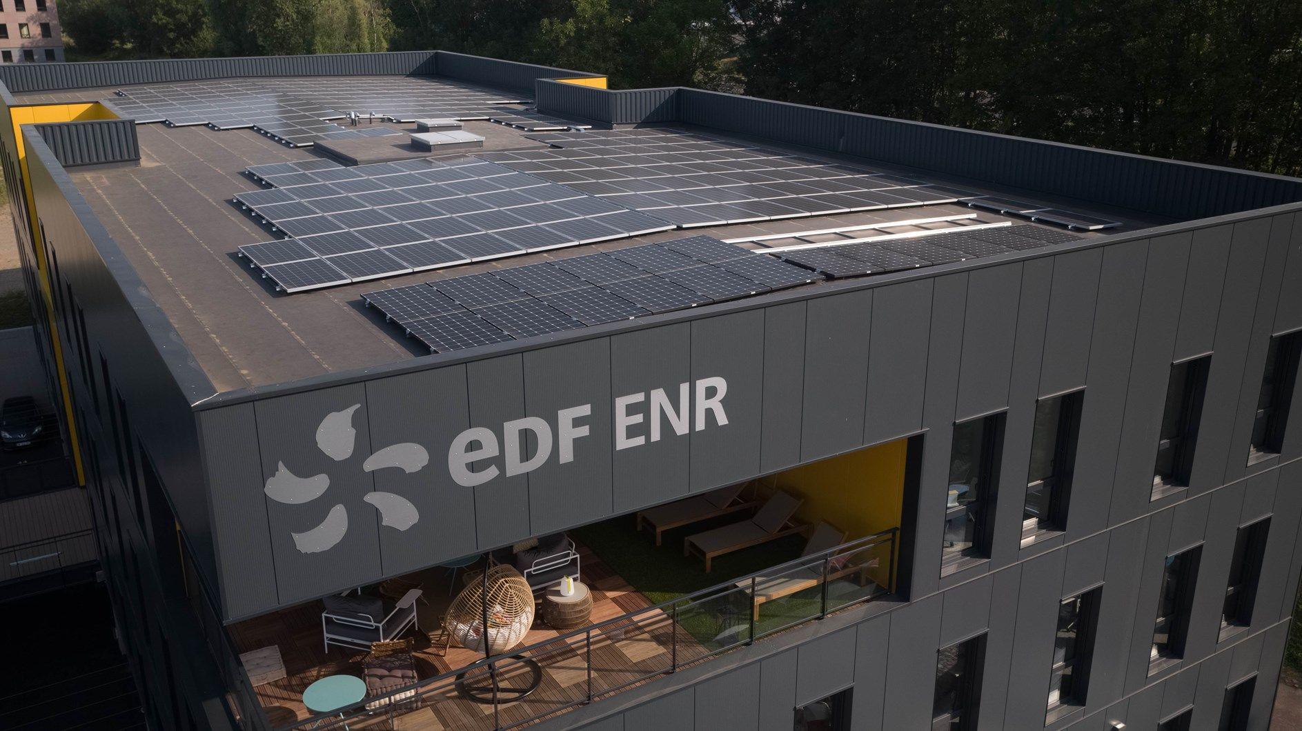 Efficienza energetica e minor impatto sull'ambiente: EDF ENR – Électricité de France sceglie Renolit Alkorsolar