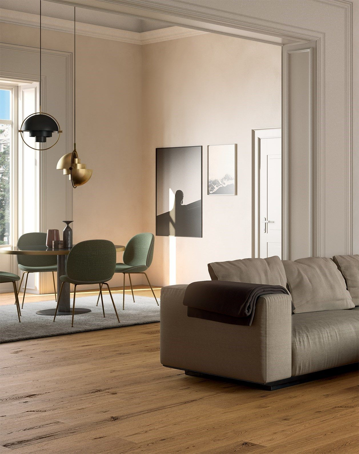 Rovere Coloniale, Woodco