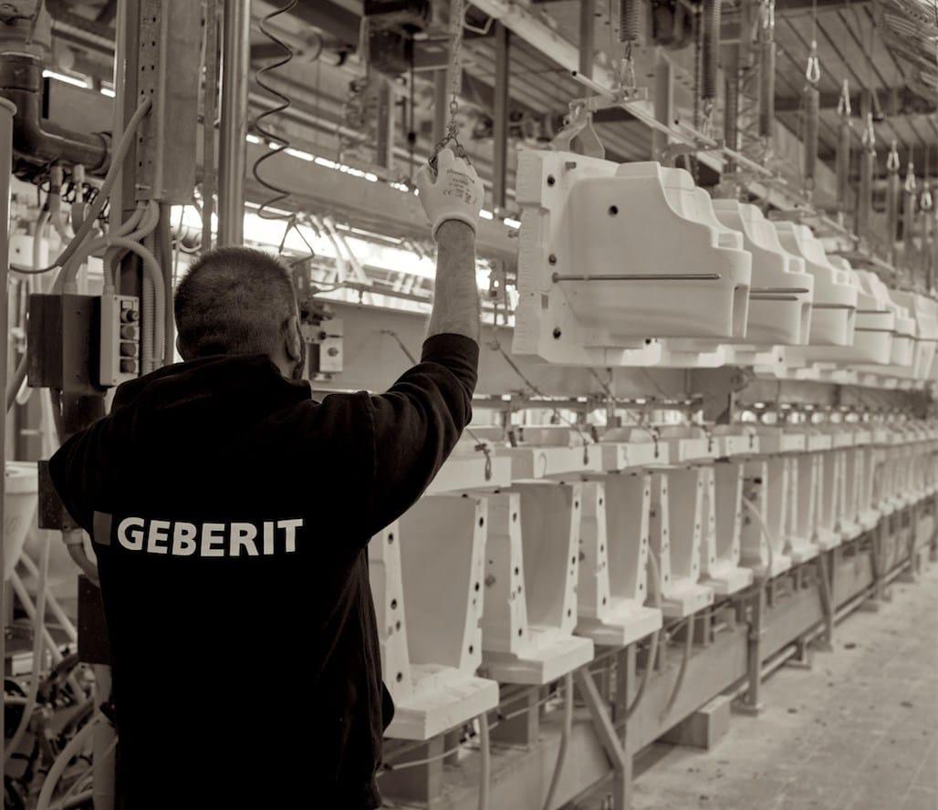 Un marchio unico per il Gruppo Geberit