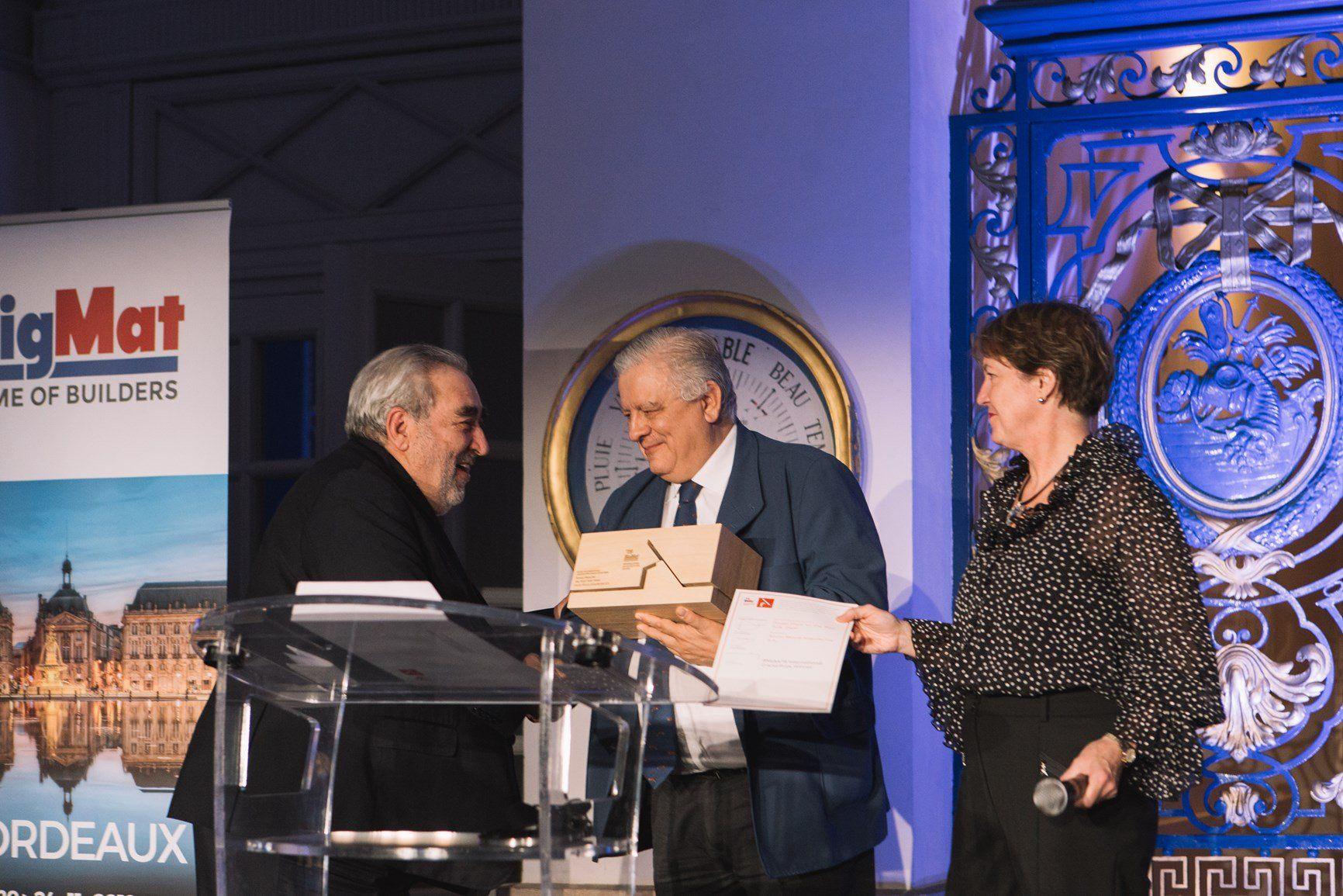 Souto Moura Arquitectos vince il Gran Premio Internazionale del Bigmat International Architecture Award 2019
