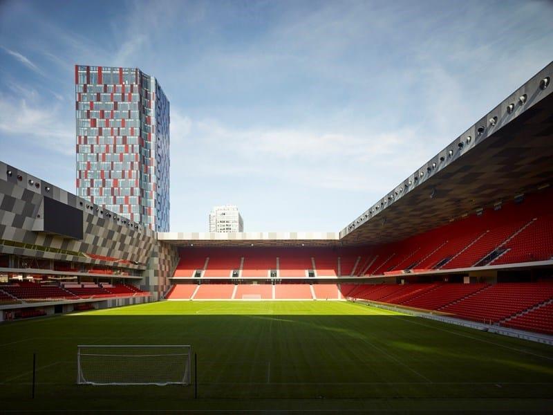 Archea Associati firma lo stadio-urbano di Tirana